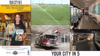 Your City in 5 - September 6, 2018 - No Subtitles