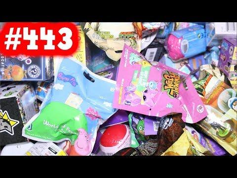 Random Blind Bag Box Episode #443 - Num Noms, Pirates of the Caribbean, Splashlings, Despicable Me 3