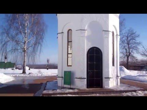 Муром. Спасо - Преображенский монастырь зимой.