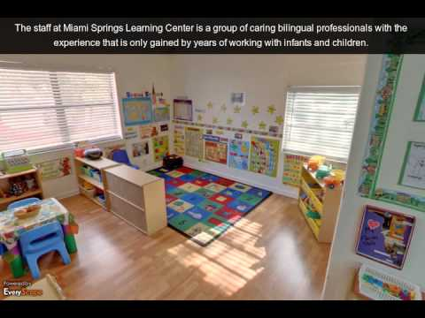Miami Springs Learning Center | Miami Springs, FL | Child Care
