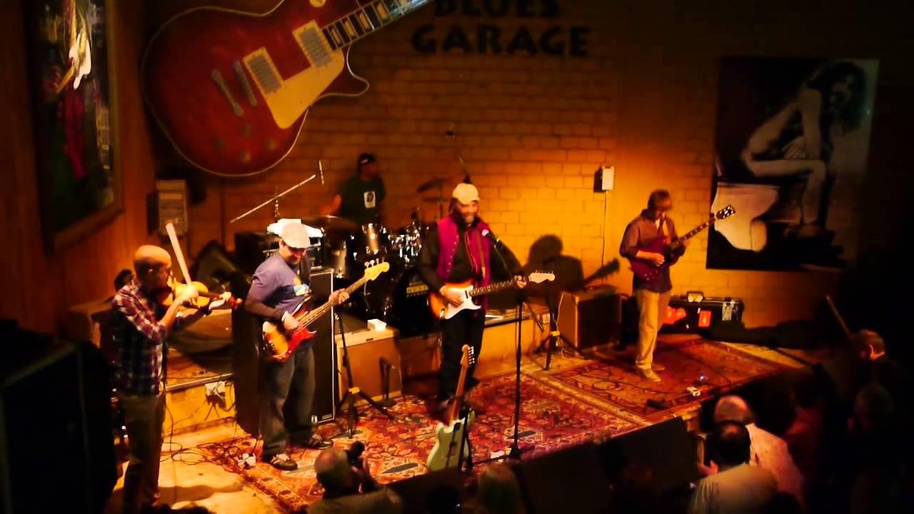 otis taylor band blues garage 04 04 14