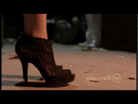 On TNT's Rizzoli & Isles !!!