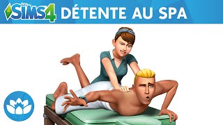 Les Sims 4: Détente au Spa (Pack de Jeu)