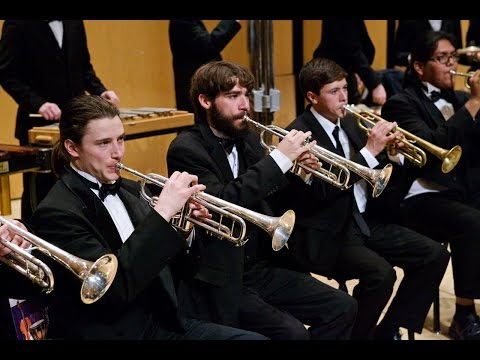 Fort Lewis College Symphonic Band and the Jazz Ensemble Concert