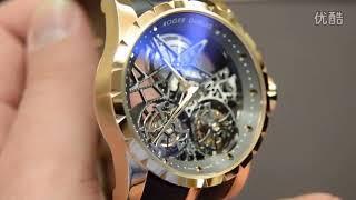 ロジェデュブイ腕時計