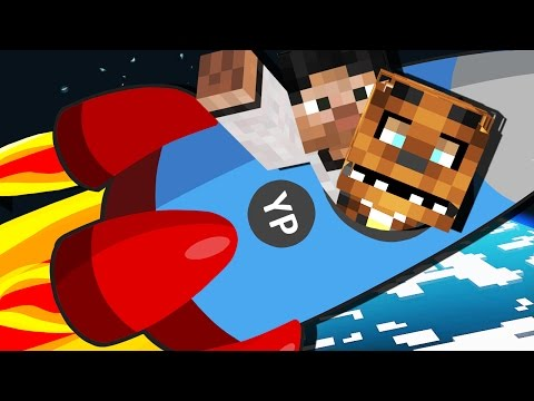 КТО ИЗ НАС УЛЕТИТ? - BAD #9 - Видео из Майнкрафт (Minecraft)