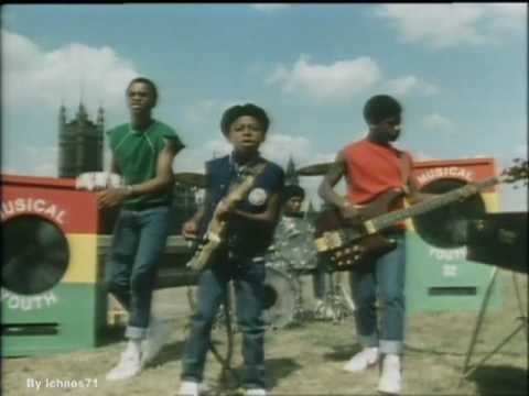 Mix - Musical Youth - Pass The Dutchie