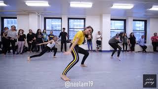 DIL SE RE | Neelam Patel Choreography | BOLLYWOOD DANCE WORKSHOP | AR Rahman, Shahrukh Khan, Manisha