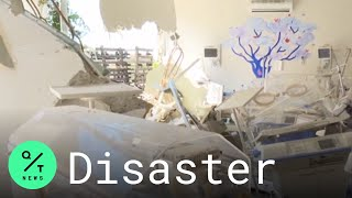 Beirut Explosion: Over Half of Health Care Facilities Left Non-functional