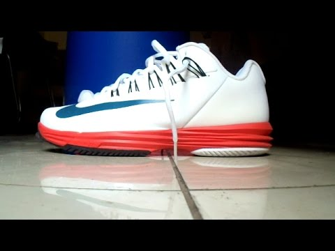 designer fashion 455b0 4f9fd NIKE Lunar Ballistec Unboxing +(on feet)