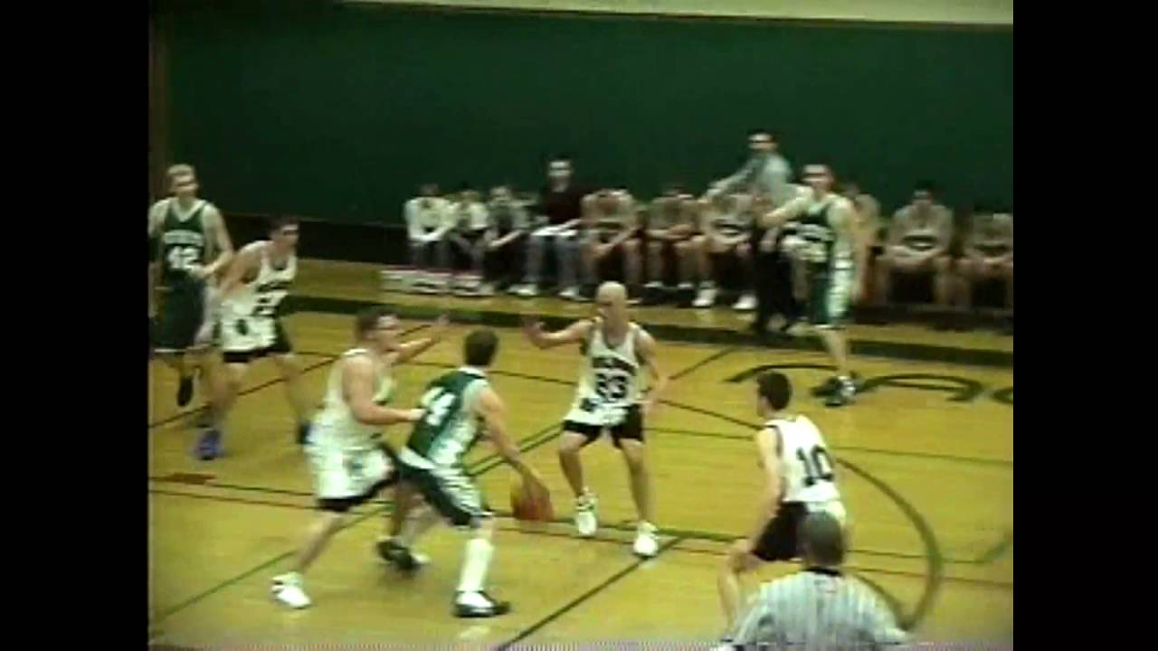 Chateaugay - Franklin Academy Boys  11-28-03
