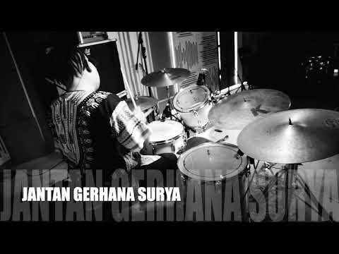 "Jantan Gerhana Surya ""FUNK GROOVE"" PEARL DECADE MAPLE"