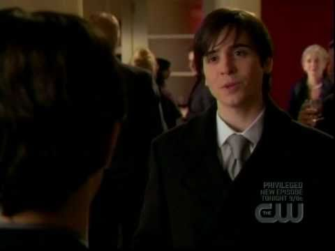 "Matt Doyle on ""Gossip Girl"" Ep. 2.13"