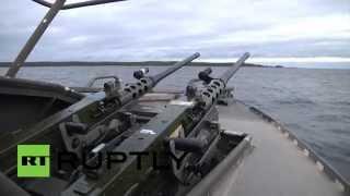 Sweden on alert, deploys troops in alleged underwater threat
