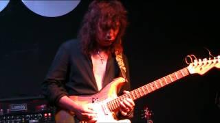Music Malaysia - Joe Burnmark Guitar Solo