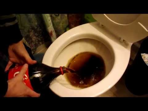 Can You Clean Your Toilet Bowl With Coke?