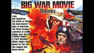 Great / Big war movie themes.   The Dam Busters. Geoff Love