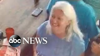 Woman accused of 2 murders spotted in Florida