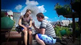 История знакомства - Андрей и Наташа - Чашники LoveStory