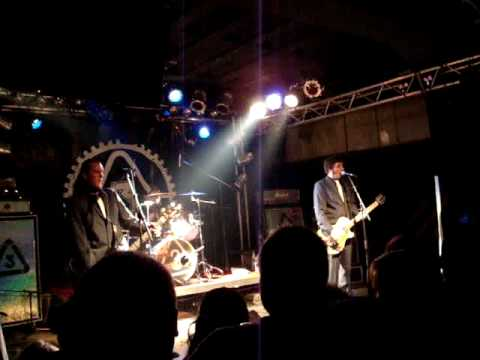 Dritte Wahl - Intro   Schaum auf der Ostsee inkl. Dritte Wahl - M.A.U. Club, Rostock, 19.12.2008
