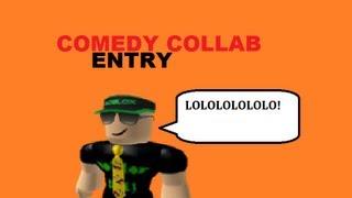 Roblox: Ingresso Comedy Collab (voce)