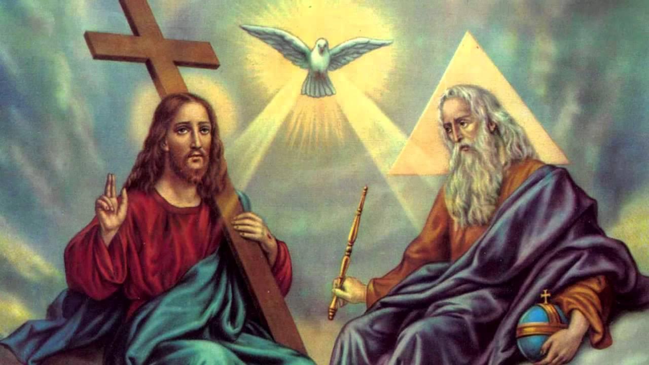 Risultati immagini per la trinità spiegata ai bambini
