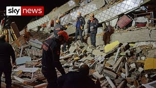 Turkey Earthquake: Dozens Trapped As 22 Killed And 500 Injured