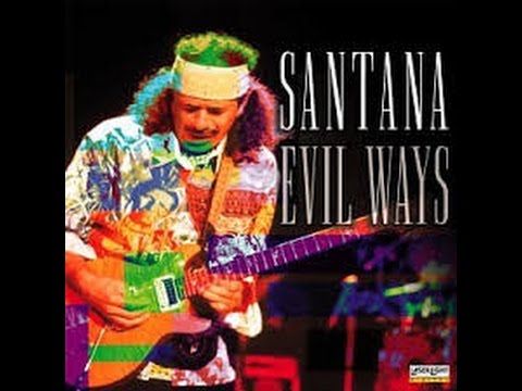 Evil Ways - Santana - Karaoke