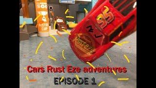 Cars 3 Rust-Eze Mini Adventures Episode 1 The Crash