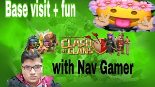 Clash of Clans with 📽️cam🎥