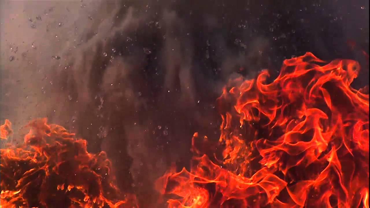 яркий эффекты огня на фото быстро