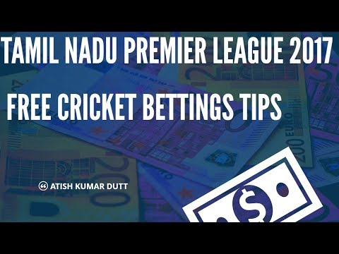 Tamil Nadu Premier League (TNPL) Free Cricket Betting Tips and Reports.