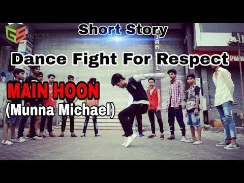 Main Ho  Munna Michael  Dancing story