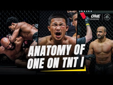 Anatomy Of ONE On TNT I: Moraes Knocks Out DJ, Rodtang Rumbles & MORE