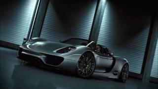 Porsche 918 Spyder Concept Promotional Video thumbnail