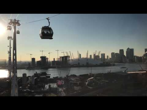 Emirates Cable Car - East London 2017