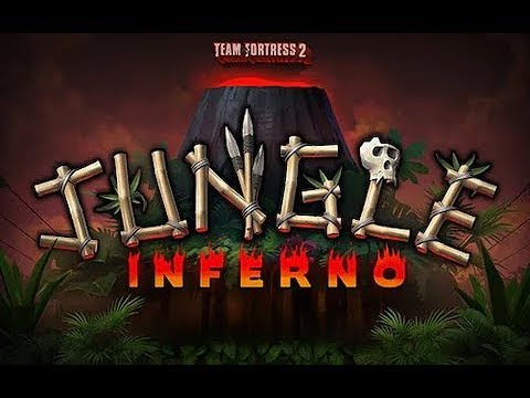 Team Fortress 2 Jungle Inferno! They think im hacking!!!