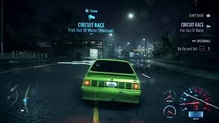 PS4 Need for speed race mission (jom drive mcm sikda lesen)