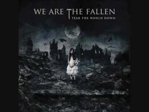 We Are The Fallen - Tear The World Down Promotional Video (Without You)