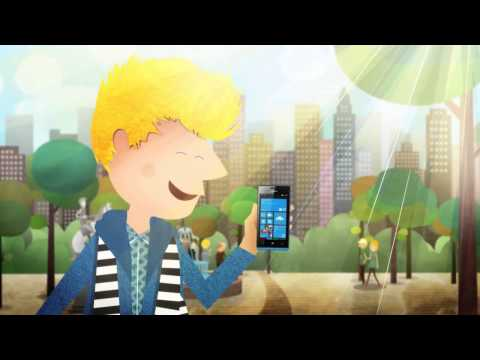 Huawei Ascend W1 Commercial