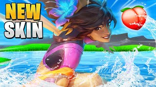 Try Not To Look CHALLENGE but it's POOL PARTY TALIYAH