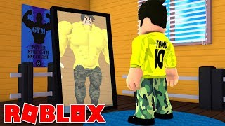 WEAKEST ROBLOX OLD MAN IN THE WORLD