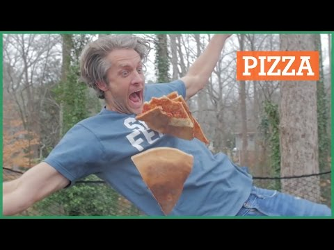 Pizza! | Music Video | The Holderness Family