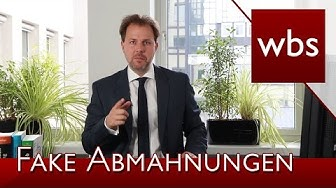 Vorsicht vor betrügerischer Abmahnung der Juri Anwälte! | Rechtsanwalt Christian Solmecke