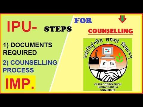 ipu-|-ipu-counselling-registration-2019-|-ip-university-counselling-process