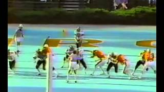 1984 University of Virginia Cavaliers vs Wake Forest Demon Deacons