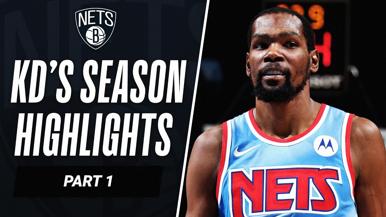 Download KD's Top Moments Of The Season So Far! 🔥