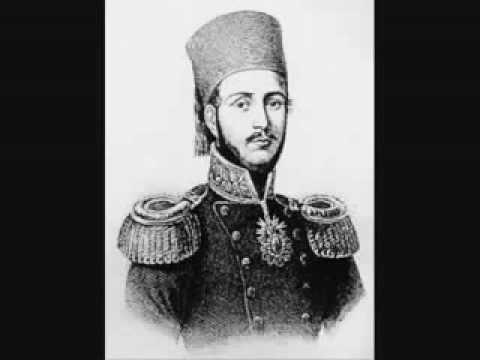 Giuseppe Donizetti Osmanlı Mecidiye Marşı Mecidiye March 1299 1923
