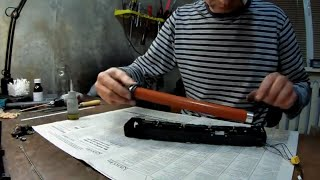 Kyocera ремонт печки Kyocera типа  FK-170 для FS-1120  и т.п.