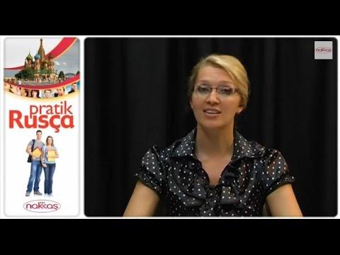 Tanışma 2: Diyalog - Pratik Rusça Eğitimi